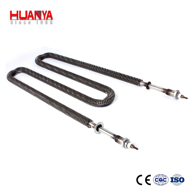 Electric Finned Tubular Heater/heating Element For