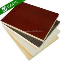Furniture Grade Melamine Laminated Plywood For Cabinets ...