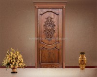 Simple Teak Wood Front Door Designs In Moroccan - Buy ...