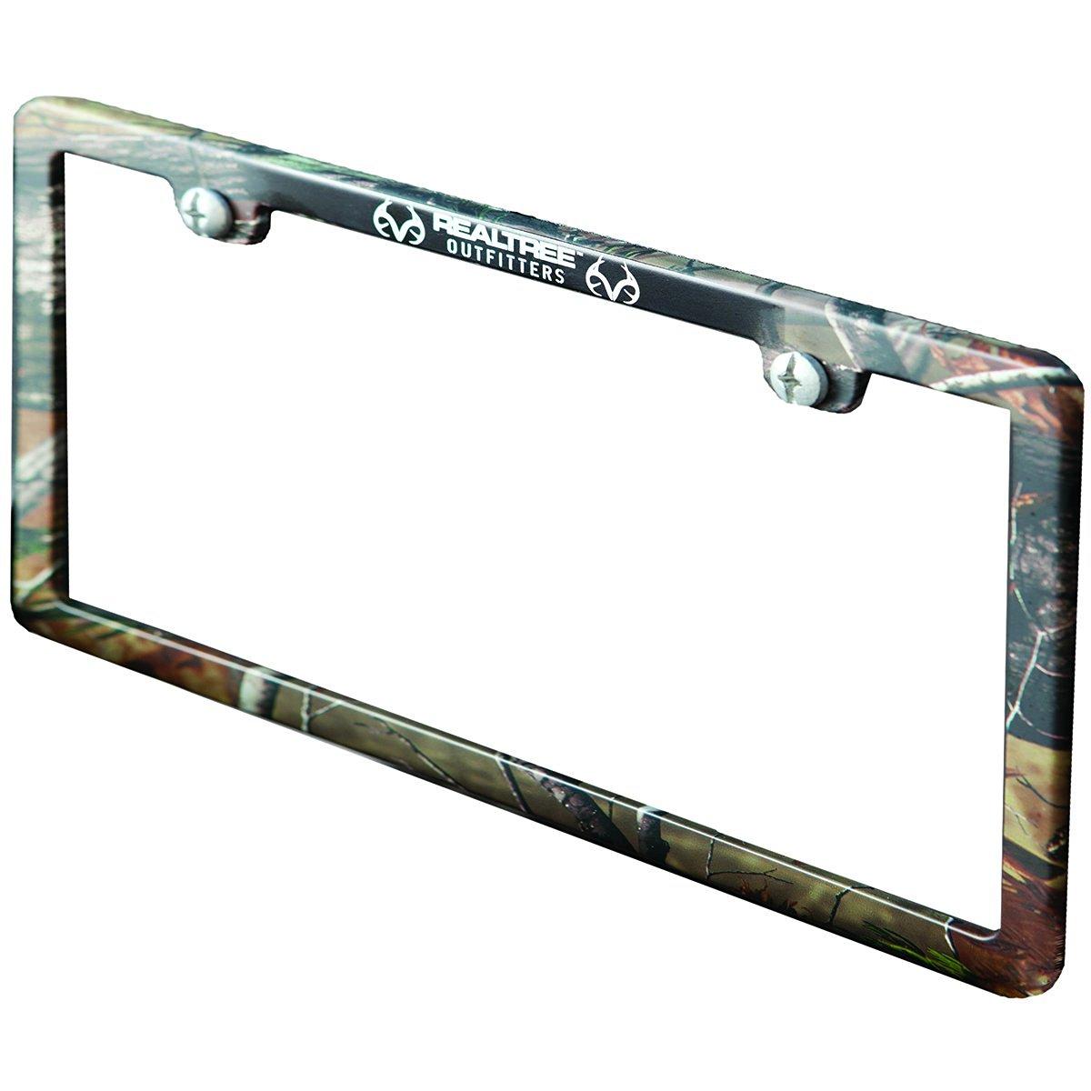 Realtree Camo License Plate Frame | Framess.co