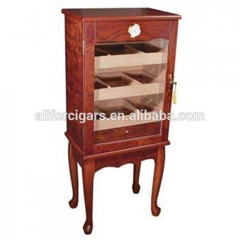 mahogany glass door cigar