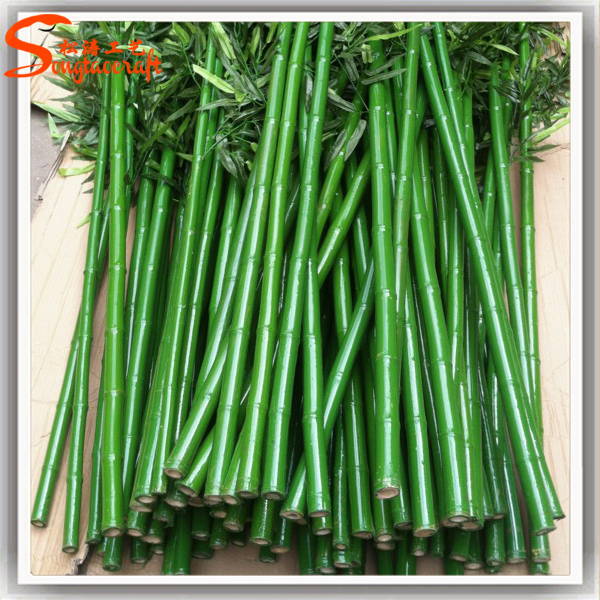 Factory Price Cheap Wholesale Artificial Bamboo Fence