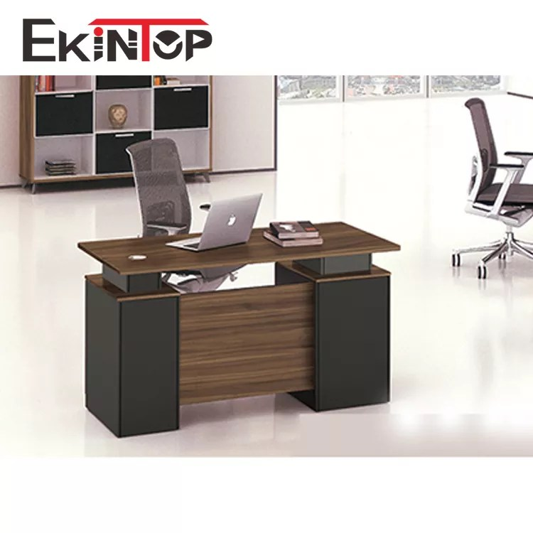 latest office table modern design 1 2m wooden computer table photos view latest office table designs ekintop product details from foshan esun