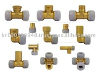 Pb / Pert Pipe With Brass Fitting - Buy Pert Pipe Fitting ...