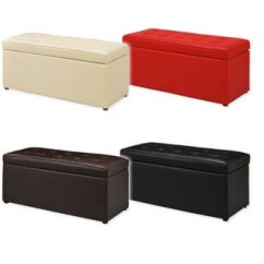 Sofa Box Seat Cushion Replacement Foam Modern Multipurpose Storage Leather Stool Buy
