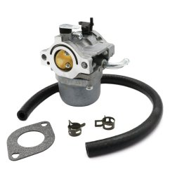 get quotations new replace carburetor for briggs stratton 593432 794653 791266 engine carb 210000 280000 [ 1991 x 1991 Pixel ]