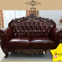Tufted Leather Sofa Cheap Three Seater Covers Antique Full Grain Chesterfield Buy