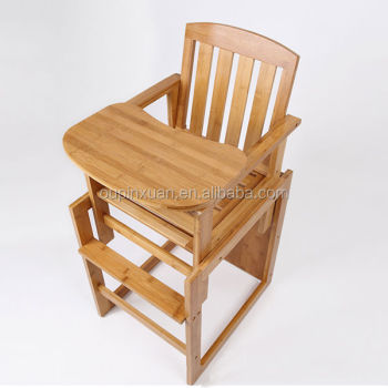 baby bamboo chair dining seat pad covers 2 in 1composable furniture folding set
