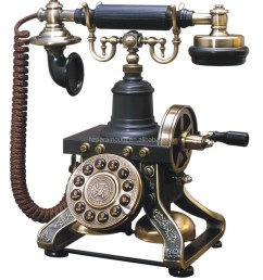 1892 the eiffel tower antique phone pushbutton old phone [ 999 x 1112 Pixel ]