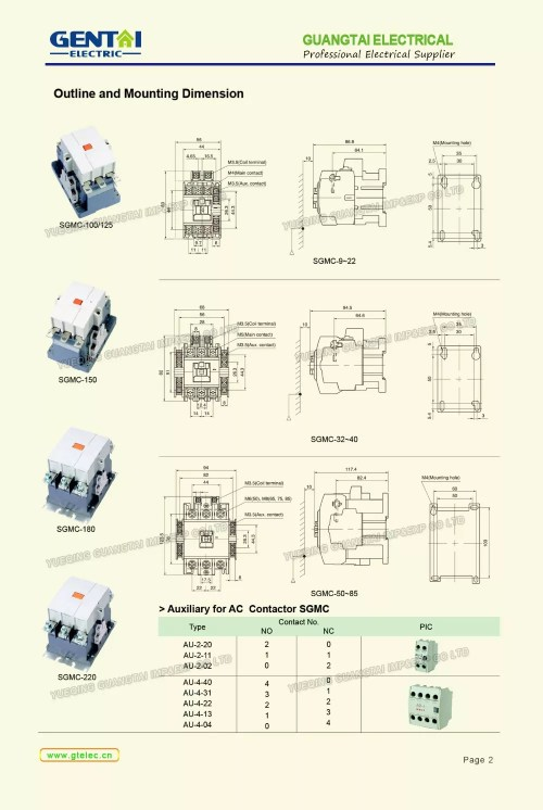 small resolution of good quality cheaper cmc 22 cmc 32 gmc 22a 32a ac magnetic contactor