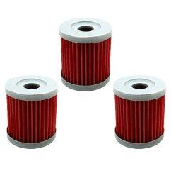 get quotations tc motor 3pcs pack fuel filters oil filter for dirt motor bike motorcycle arctic [ 1001 x 1001 Pixel ]