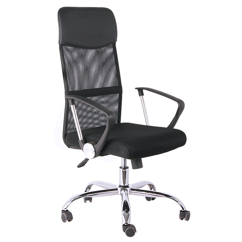 revolving chair used outdoor chairs on love island fabric plastic mesh back simple manager office