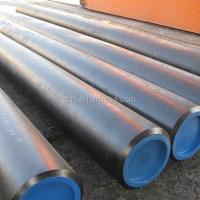 Q235b 20 Inch Large Diameter Seamless Thin Wall Steel Pipe ...