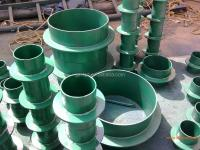 Rigid Type Wall Sleeves With Water Stop Puddle Flange ...