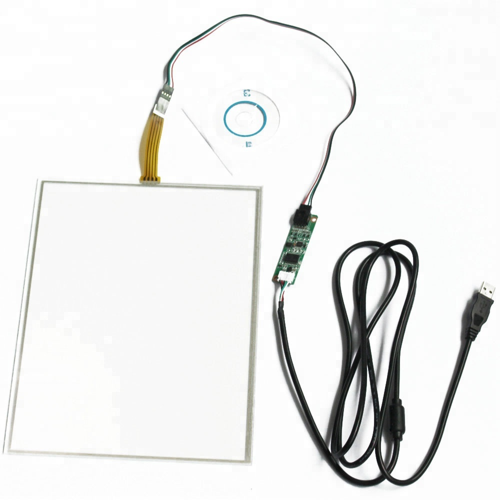hight resolution of customized f g strong usb strong 5 wire resistive touch