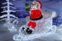 Best 28+ - Santa Outdoor Christmas Decoration - ho ho ho ...