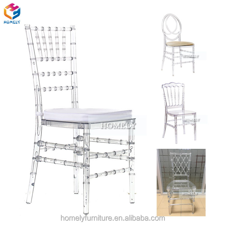 clear chiavari chairs zebra office chair cheap sale ghost wedding hotel silla white crystal transparent acrylic resin tiffany wholesale