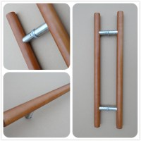 Factoryrb-3001w Supply Wood Door Pull Handle,Glass Door ...