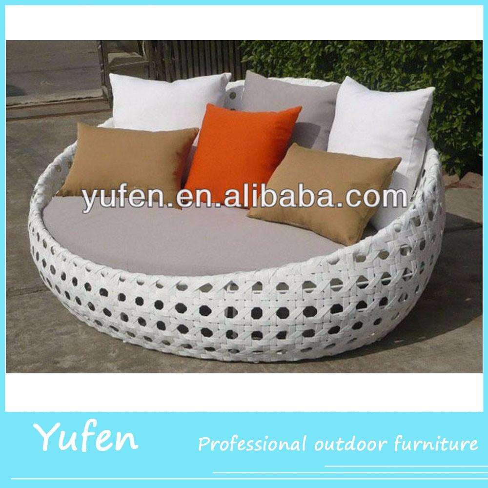 2016 heisser verkauf skyline design outdoor daybed mobel runde sofa bett buy tagesbett runde schlafsofa billig terrasse schlafcouch product on