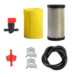 get quotations hifrom air filter pre filter with fuel filter line vlave for briggs stratton 5415k john [ 1500 x 1500 Pixel ]