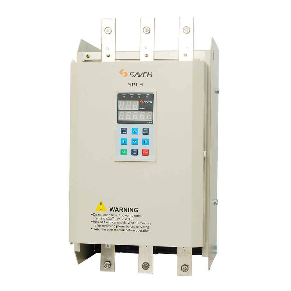 hight resolution of sanch spc3 energe saving full digital 380v 50a 3 phase ac thyristor scr power regulator for heater controller
