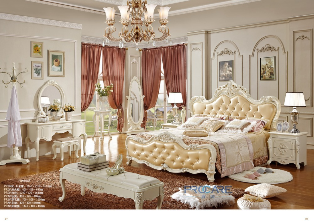 Antique Design For Louis Xv Style Bedroom Furniture Sets