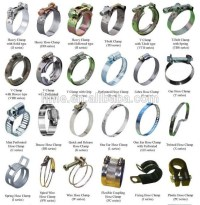 T-spring Hose Clamps/radiator Hose Clamp - Buy Wide Hose ...