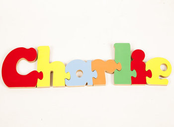 personalised jigsaw 7 letter