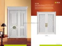Hot Sale European Style Interior Front Kerala Double Door ...