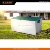 Low Moq Fast Delivery Time Patio Storage Box,Plastic