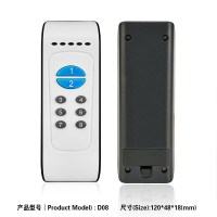 Universal Remote Control For Ceiling Fan Case Ykqd05 - Buy ...