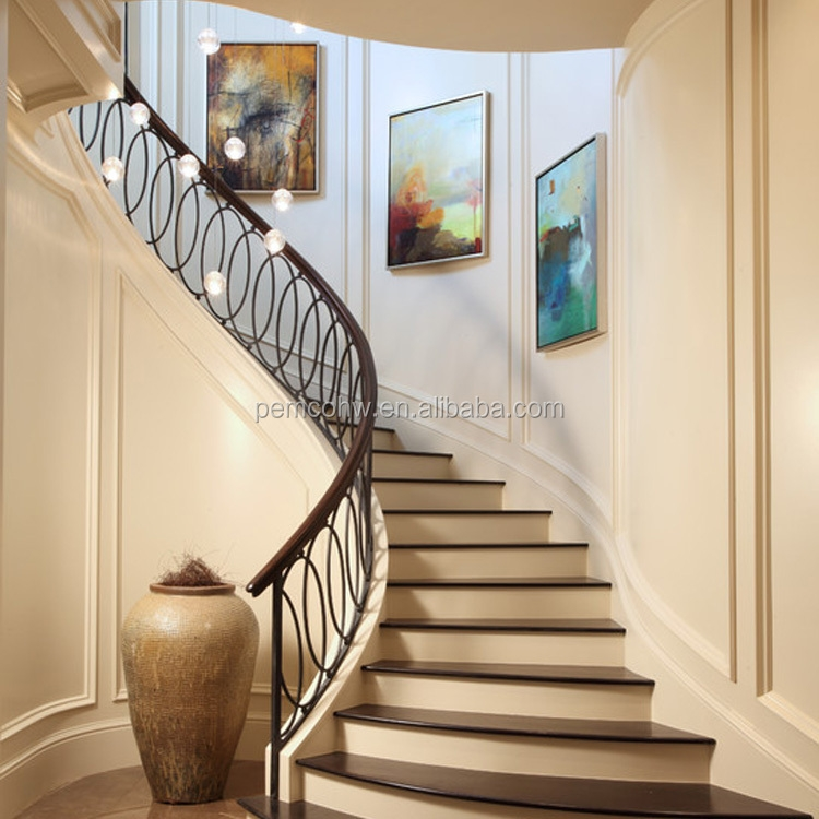 For Indoor Stair Removable Stair Handrail Wall Mounted | Removable Handrail For Stairs