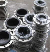 Pn10 Pn16 Pipe Vibration Isolators Flexible Rubber ...