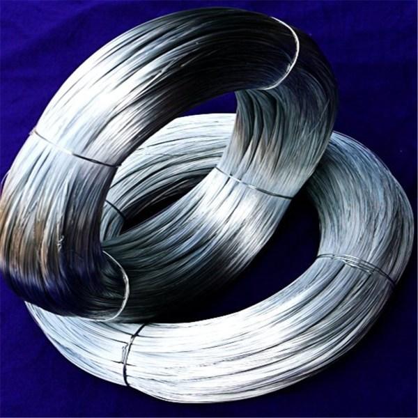 14 Gauge Cold Steel Galvanized Wire - 10
