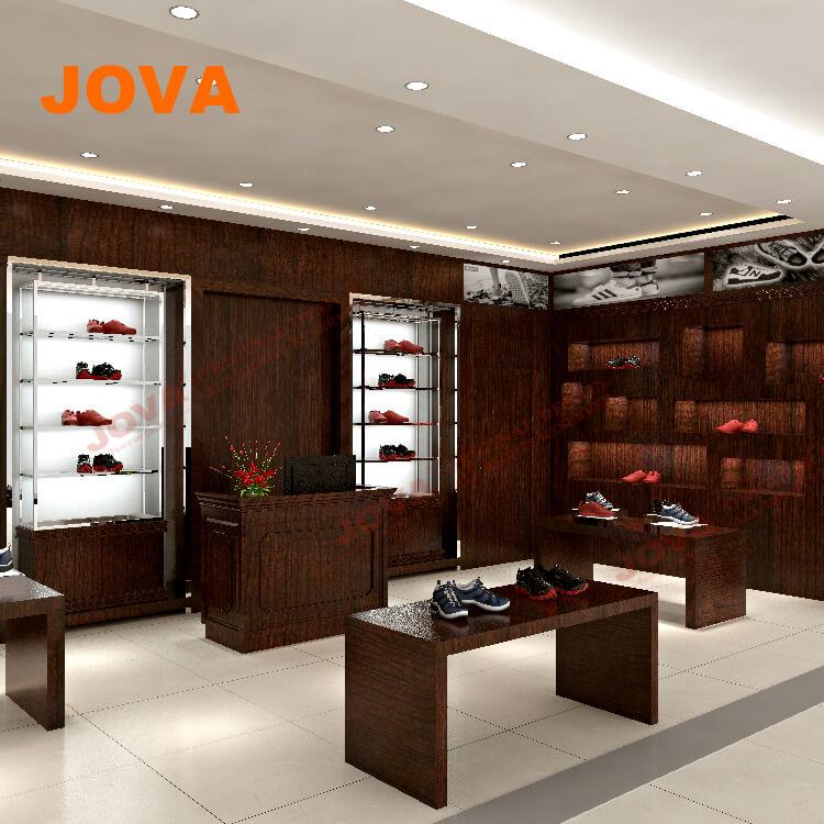 presentoir de chaussures personnalise avec noms et date etagere pour chaussures a talons hauts vitrine magasin de design d interieur buy showcase