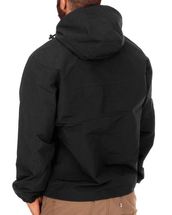 Custom Polyester Nylon Plain Printed Black