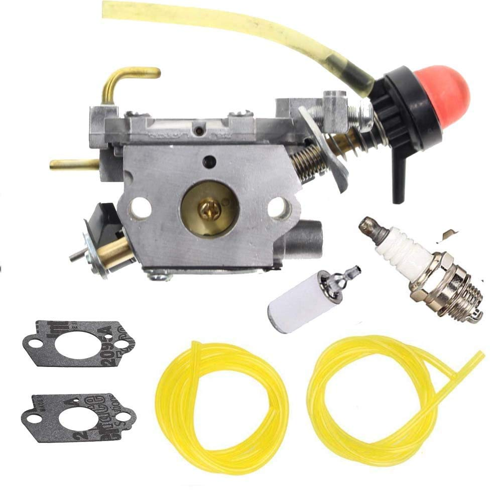 hight resolution of get quotations hqparts c1u w49b carburetor fuel filter kit for poulan weedeater craftman zama c1u