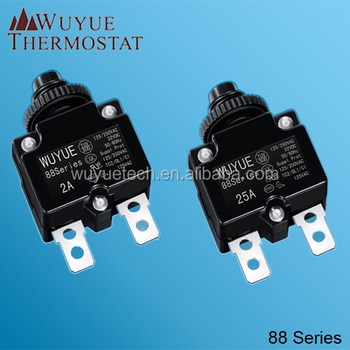 Air Compressor Thermal Overload Switch
