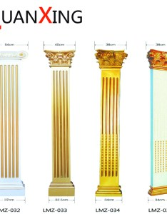 Decorative wood wedding styrofoam columns buy columnswood product on alibaba also rh