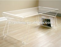Acrylic Furniture Nice Quality Acrylic Coffee Table,Lucite ...