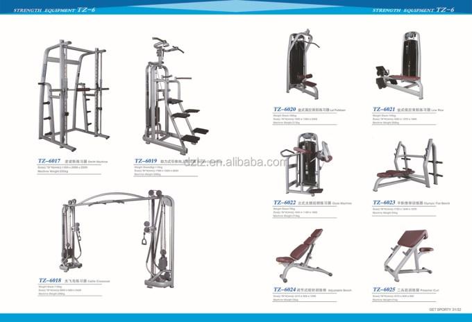 Gym Machine Names For Back Gymtutor Co