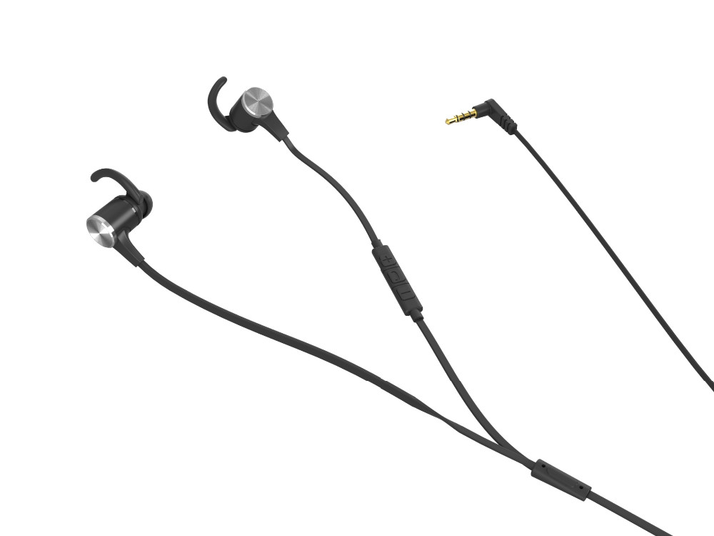 In-ear Earphone Super Bass Stereo Earphone With Microphone