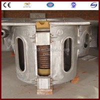 Industrial 1.5t Small Electric Arc Furnace For Sale With