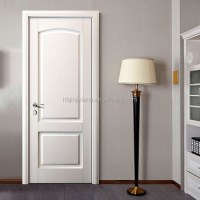 White Primed Or Finished Interior Two Panel Mdf Door ...