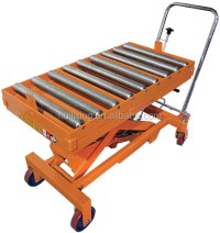 Conveyor Roller Top Hydraulic Lift Table From China - Buy ...