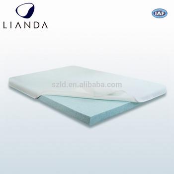 Shenzhen Factory Price Nasa Memory Foam Mattress Single Bed Soft Comfort