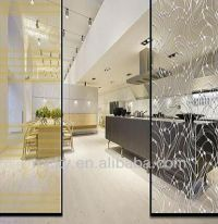 Living Room Glass Partition - Buy Glass,Bent Curved Glass ...