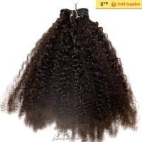 Afro Kinky Twist Hair Braiding :real Mink Brazilian Hair ...