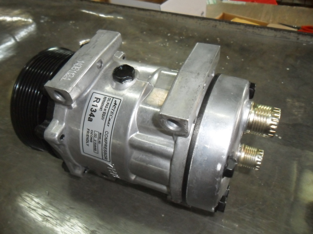 The Ac Compressor Clutch Gets It39s Power Directly From The A C