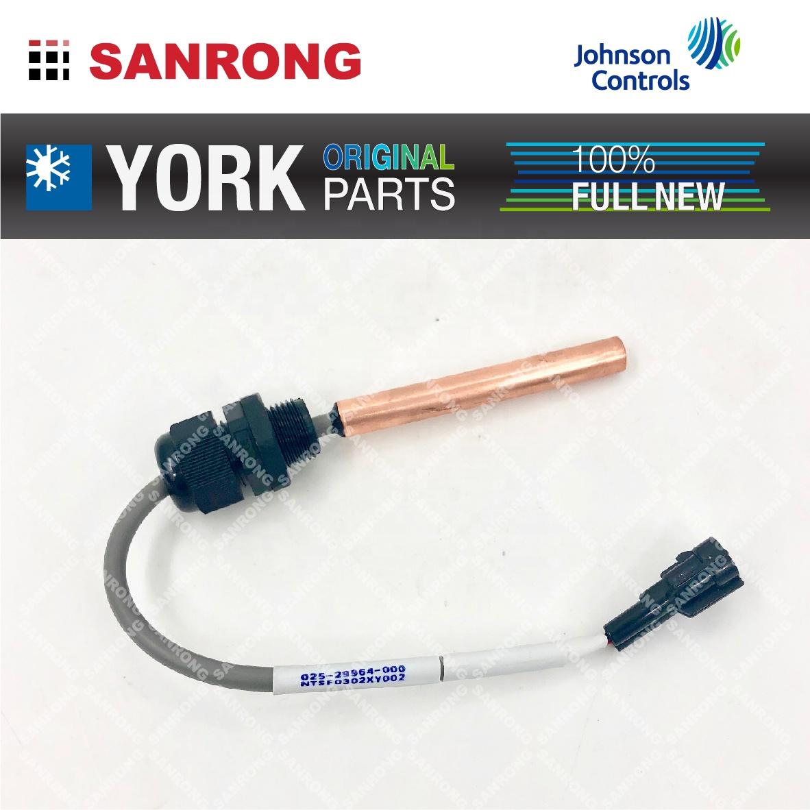 York Refrigeration Parts 025-29964-000 Water Temp Sensor. View York Chiller Parts. York Product Details from Shanghai Xinchang Refrigeration ...